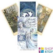 GHOSTS & SPIRITS TAROT DECK CARDS BY LISA HUNT ORACLE ESOTERIC TELLING NEW
