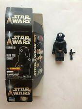 Medicom Tomy  Star Wars KUBRICK DEATH STAR GUNNER  loose + complete U.S. seller