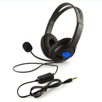 USB 7.1 Wired Gaming Headset With Mic Stereo Headphone Earphone For PS4/Xbox One
