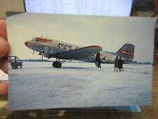 New ListingOther Old Postcard Airplane Plane Aircraft North Central Airlines Douglas Dc-3