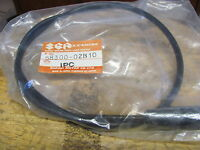 NOS OEM Suzuki Throttle Cable RM80K RM80 1989 Off Road 58300-02B10