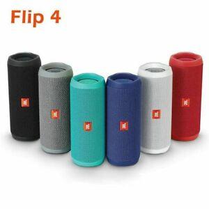 JBL Flip 4 Mini Bluetooth Wireless Waterproof Portable for camping Speaker