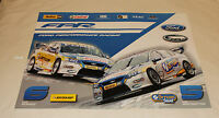 Ford Performance Racing FPR 2010 V8 Supercar Large Poster Winterbottom Richards