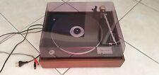 Giradischi Garrard Model 70 LP Record Player Vintage Made in England No Testina