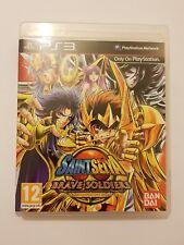 Saint Seiya:Brave Soldiers PlayStation 3 (Ps3) pal España y completo