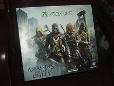 BRAND NEW- MICROSOFT - Xbox One Console Assassin's Creed: UNITY BUNDLE!