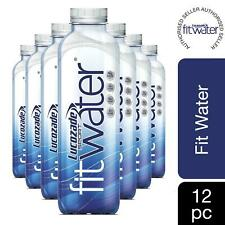 Lucozade Sport Fitwater 600ml, 12 Pack