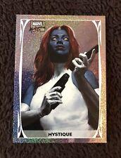 2020 marvel masterpieces Mystique Holofoil