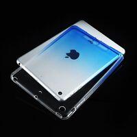 Fashion Gradient Ultra Thin Protective Soft Silicone Case for iPad Mini 1 2 3 4