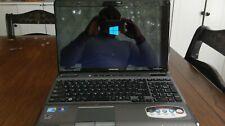"""TOSHIBA Satellite A665 15.6"""" Core™ i3 2.4GHz Laptop PC 500GB 4GB HDMI Windows10"""