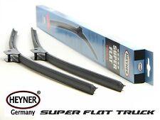 "SCANIA SERIE R SUPER FLAT commercial windscreen WIPER BLADES 28''28"" 700MM"