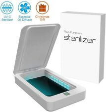 UV Ultraviolet Light Sterilizer Box for Cell Phone Jewelry aromatherapy diffuser