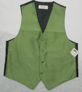 Vest Green  small medium Large long XXL   Prom dress Wedding NEW Vests 4