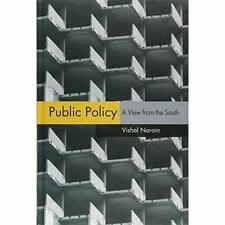Public Policy Vishal Narain Hardcover Cambridge University Press 9781108429580