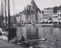 Danzig - Gdańsk - Ostpreußen - Aglomeracja gdańska -  um 1930 oder früher