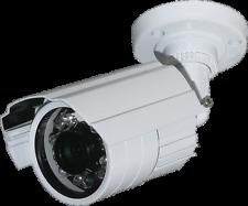 "24 LEDs CCTV Sony 1/3"" CCD IR Color Camera Night Vision 520 TVL High Quality"