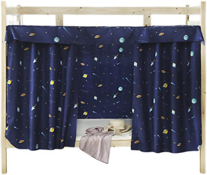 JIAHG Students Dormitory Bunk Bed Curtains Single Bed Tent Curtain Shading