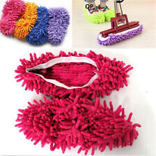 Hot House Bathroom Floor Lazy Dust Cleaner Cleaning Slipper Shoes Cover Mop 1PC