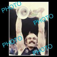 OLD PHOTO, ALEX JESAULENKO CARLTON FC 1979 PREMIERS