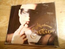 MADONNA EROTICA 1992 RARE 3 TRACKS CD SINGLE USED MAVERICK SIRE WARNER BROS GEMA