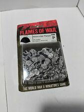 New listing Battlefront Flames of War Italian Motociclisti Platoon 1
