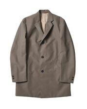 Margaret Howell Showerproof Coat in Khaki, size Large - BNWT, RRP £855