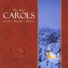 The Best Christmas Carols In The World Ever (2CD 1998 EMI) DUTCH IMPORT