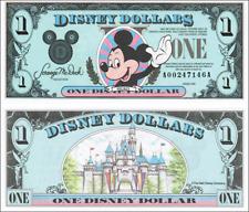 1 $ Disney Dollar 1990 A - Mickey Mouse