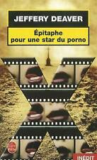 Epitaphe Pour une Star Du Porno (Le Livre de Poche) (French Edition)-ExLibrary