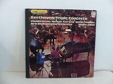 BEETHOVEN Triple concerto ARRAU SZERYNG STARKER dir INBAL 6500129