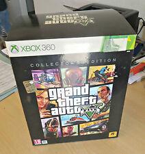 Gta V collector edition xbox360 Italian Like NEW Grand Theft auto V usata ITA