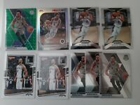2019-2021 Panini Derrick White 9 Card Lot San Antonio Spurs