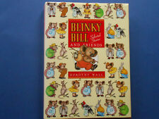 ## BLINKY BILL AND FRIENDS SELECTED STORIES - DOROTHY WALL - HC / DJ **LIKE NEW