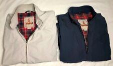 2x Baracuta G9 Jacket,  Navy and Stone, Size 38