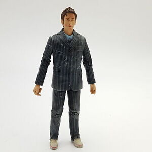 "Doctor Who: The Tenth Doctor 5.5"" Injured Action Figure (The End of Time) VG+"
