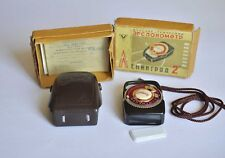 PHOTO LIGHT METER LENINGRAD - 2  RUSSIAN, SOVIET, USSR