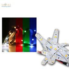 (15€/m) LED SMD RGB+WW, RGBWW, RGB + warmweiß flex Strip, Streifen Lichtband 24V