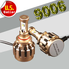 2X 80W 8000LM 2 Side 9006 HB4 LED Headlight Conversion Kit High/Low Beam Lights