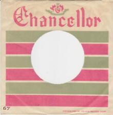 US Chancellor record sleeve Original 60's - Claudine Clark Screamin' Jay Hawkins