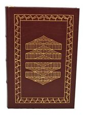 Easton Press Irving Wallace Fabulous Showman Life and Times PT BARNUM Limited