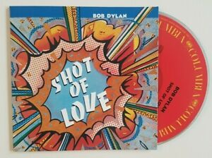 BOB DYLAN 1981 - NEWLY REMASTERED  - SHOT OF LOVE ♦ CD Limited Edition ♦