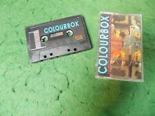 Cassette: COLOURBOX S/T NEW WAVE 4AD