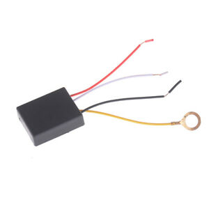 AC 100-240V 3Way Touch Control Sensor Switch Desk light Parts For Lamp Swit.fr