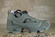 BRAND NEW Reebok InstaPump Fury MTP Hunter Green OG Sneakers Suede BD1501 Size 9