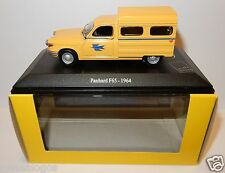 UH UNIVERSAL HOBBIES PANHARD F 65 F65 1964 POSTES POSTE PTT 1/43 IN luxe BOX