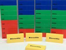 Herman Miller Logo Branded - Mega Bloks Ritvik Building Bricks Toys