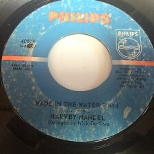 Harvey Mandel: Wade In The Water 45 - Psych Funk
