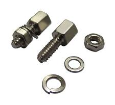 Screwlock 19.3Mm 4-40Unc 1.9Mm Nut - Dh-023L2F