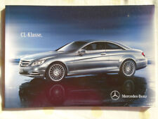 Mercedes C Class brochure Sep 2010 German text