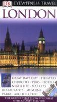 London (Eyewitness Travel Guide) By Michael Leapman. 9781405333580
